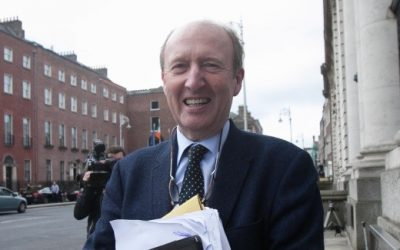 Minister Shane Ross TD to speak at Annual Conference 2016