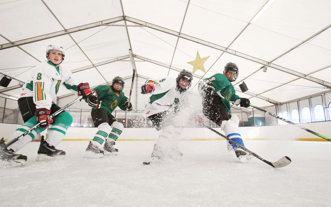 Irish Ice Hockey Association Accepted as a Member of Sport Ireland