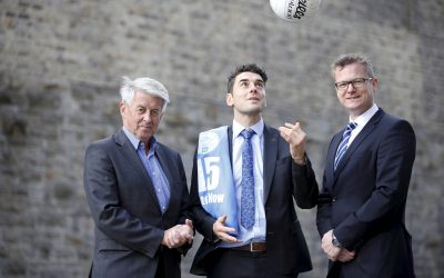 President Bernard Brogan launches Sport Industry Awards 2016