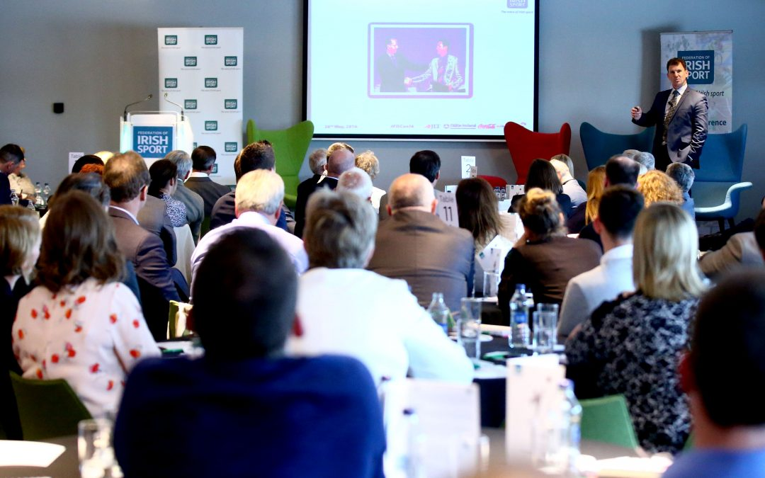 The Federation of Irish Sport Annual Conference 2017