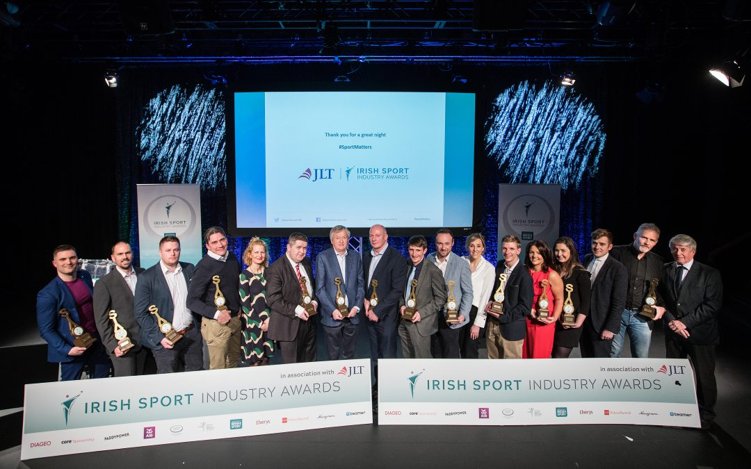 Press Release: Female Sports Win Big at Federation of Irish Sport Industry Awards Ahead of International Women's Day