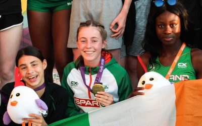 Young Irish Athletes Set New Standard