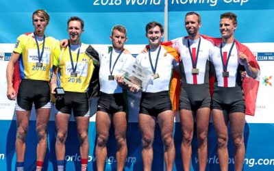 Rowers Add to Medal Rush