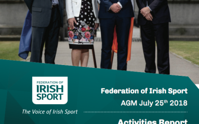 Federation AGM at Sport HQ