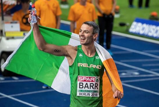 Barr Strikes Bronze as Wonder Week Continues