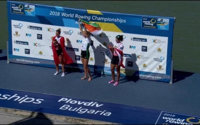 Rowing Gold on the Double