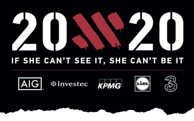 20X20 Goes Live for Women in Sport