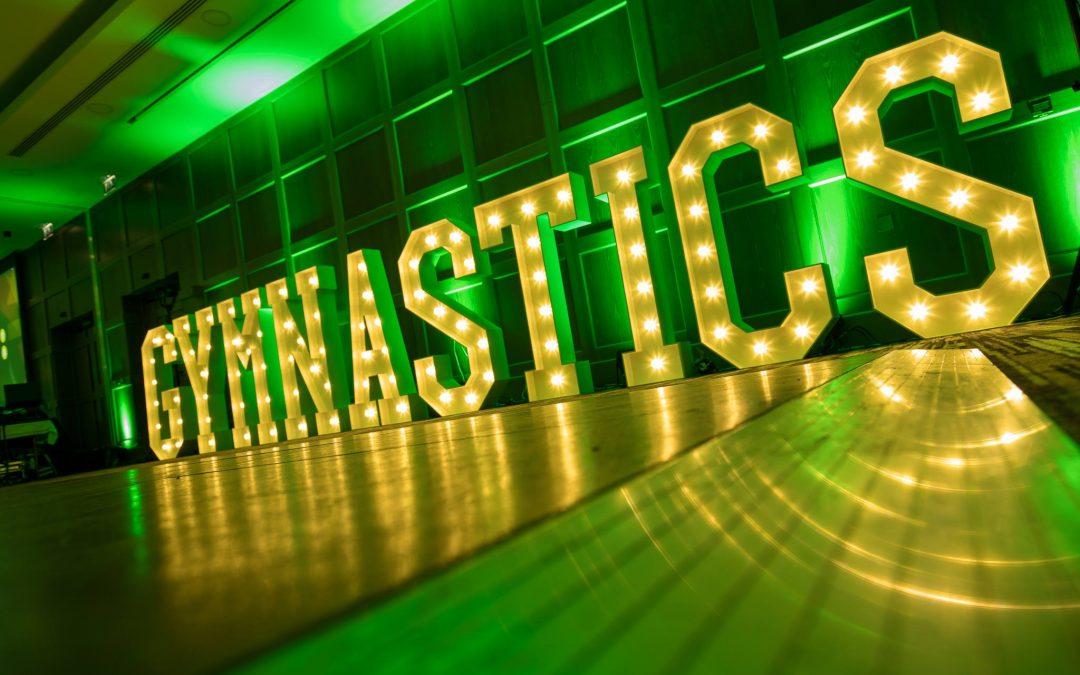 JLT Back for Gymnastics Awards