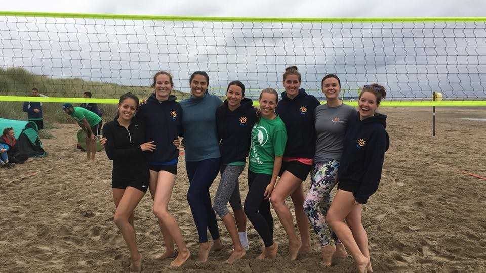 Ireland to Host Olympic Beach Volleyball Qualifier