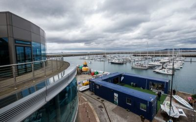 Sailing launch first ever High Performance HQ