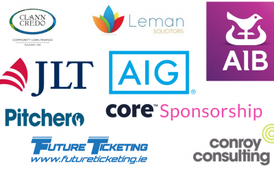 Meet our Irish Sport Industry Award sponsors!