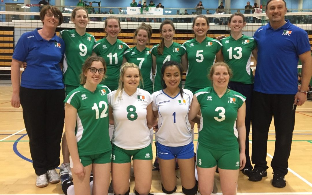 Irish Volleyball Team Announced