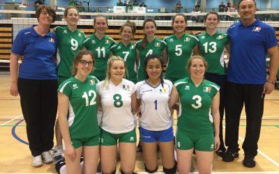 Irish Volleyball Team Announced