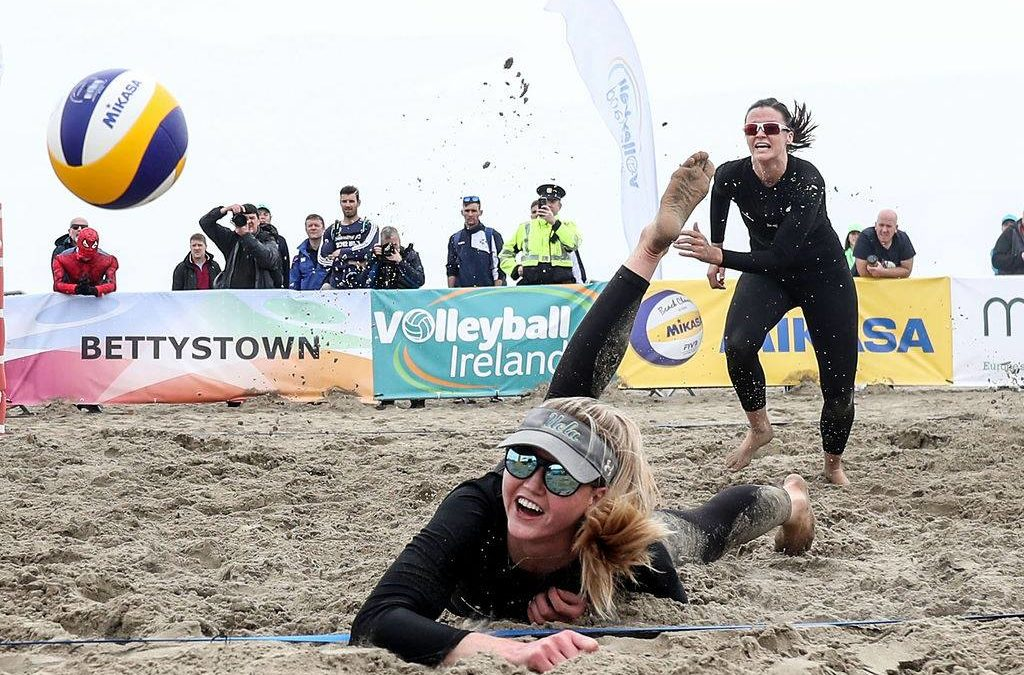 Ireland take 3rd place in CEV Continental Cup held in Bettystown