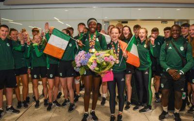 Irish shine at European Youth Olympic Festival