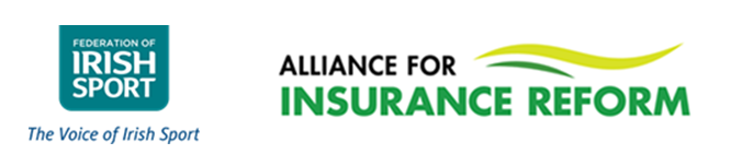 Sport Ireland and The Federation of Irish Sport are latest members to join the Alliance for Insurance Reform in fight against crippling insurance costs