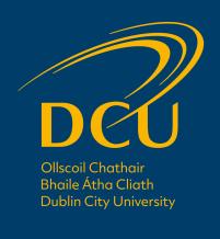 VACANCY: DCU Gaelic Games Development Officer