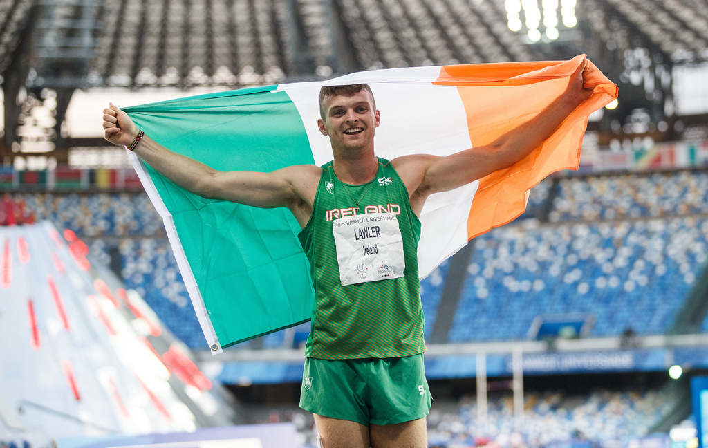 A memorable World University Games for Team Ireland