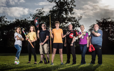 Judging panel announced for upcoming Volunteer in Sport Awards