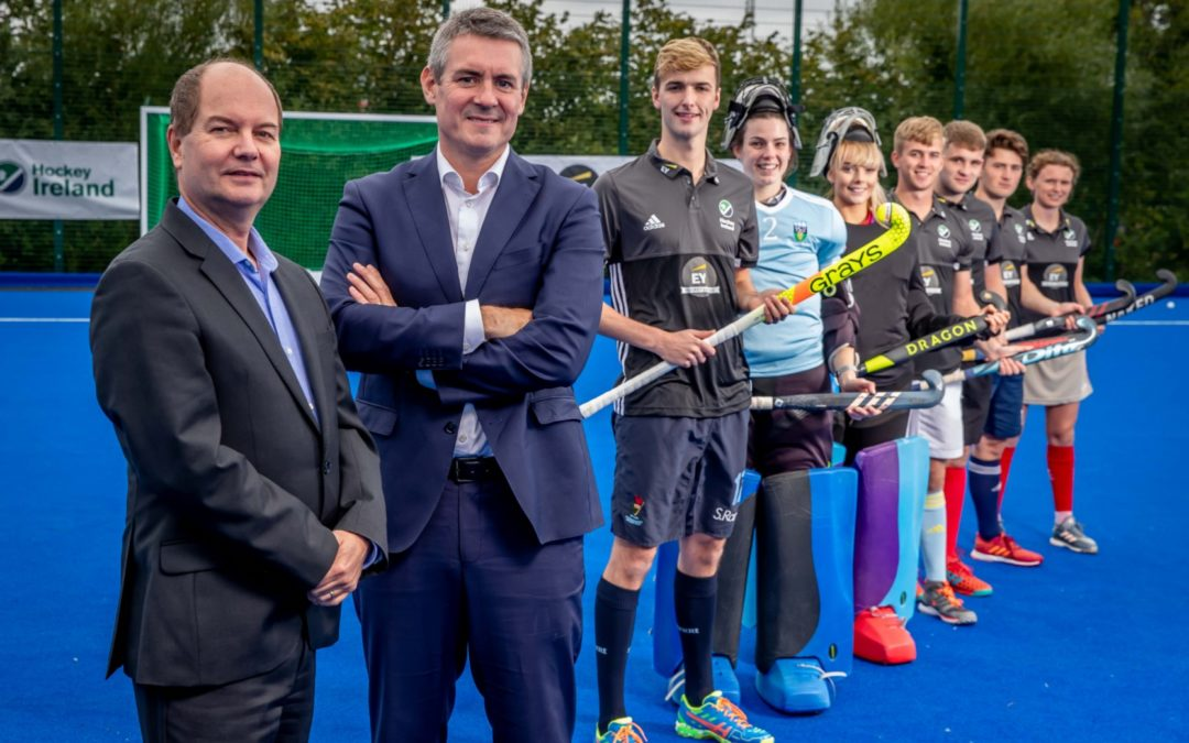 EY Ireland continues its support for Hockey League