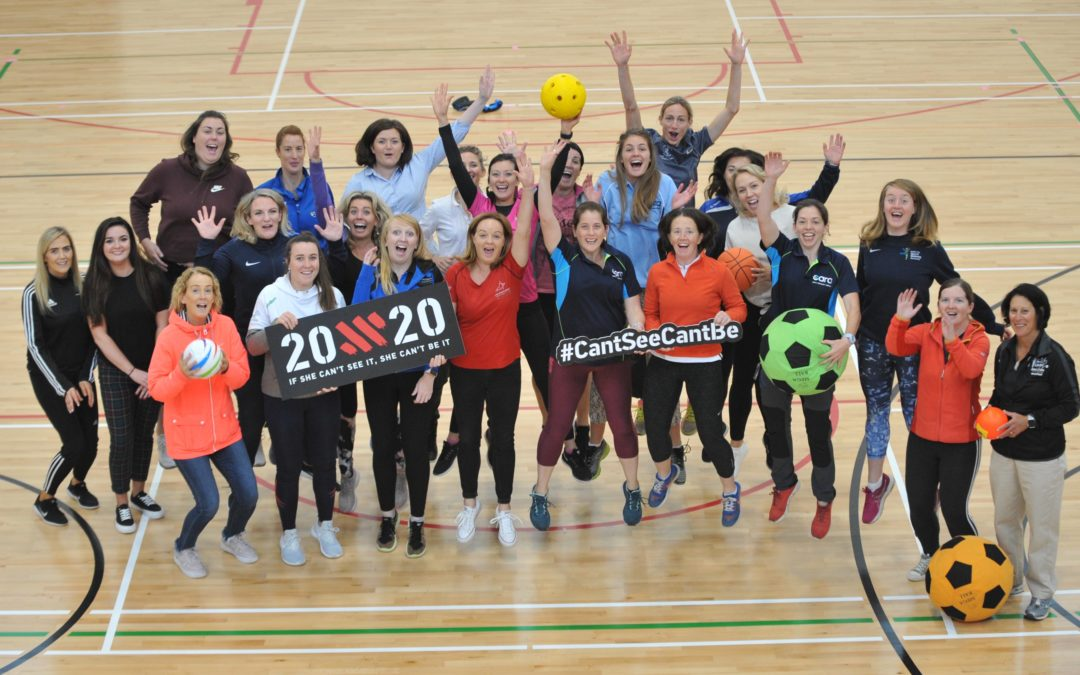 International leaders in Inclusive Sport and Physical Activity deliver training at Kerry Sports Academy