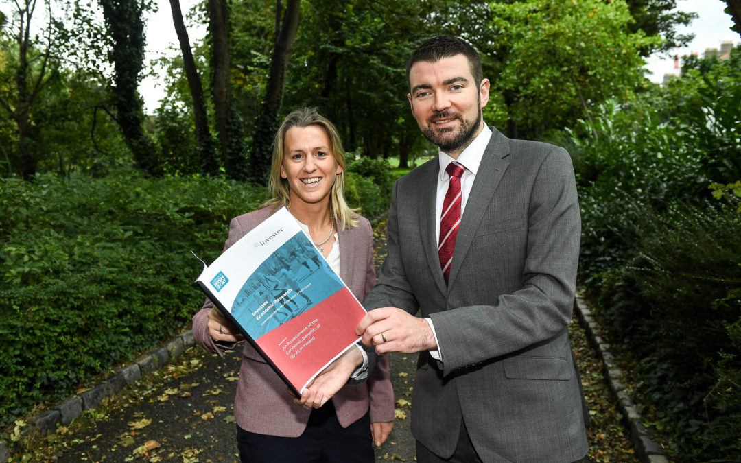 Federation of Irish Sport publish Investec Economic Research Report into the Economic Value of Sport
