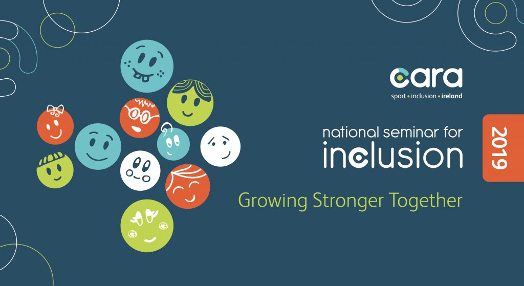 'Growing Stronger Together' for CARA National Inclusion Seminar