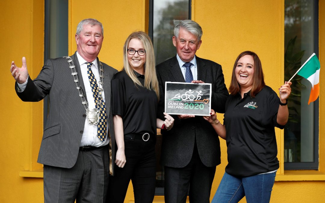 IKA HOSTS INTERNATIONAL TEAM TO LAUNCH TRANSPLANT GAMES IN DUBLIN 2020