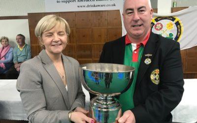 Ireland succeeds at British Isles Short Mat Championship