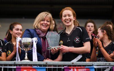 All Ireland Ladies Senior, Inter & Junior Club Championship Finals
