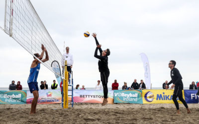 Ireland to host International World Tour Beach Volleyball Tournament