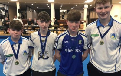 Irish Indoor Bowling Association Competition Updates