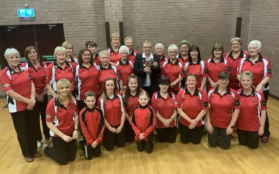 Irish Indoor Bowling Association Competition Updates