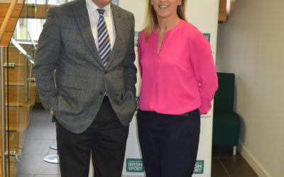 Federation of Irish Sport and Print Depot extend long standing partnership for a further three years