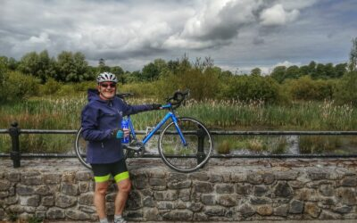 New milestone reached for AXA Community Bike Rides