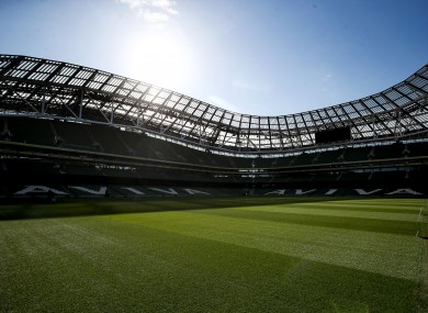 The42.ie (Funding Announcement): Government to provide €70 million Covid-19 funding package for Irish sport