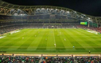 The Irish Times (Funding Announcement): Government fund of €40m to be split between FAI, GAA and IRFU