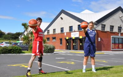 Basketball Ireland launch 'Slam Dunk COVID-19' Awareness campaign