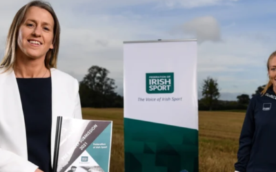 RTE: Federation of Irish Sport makes appeal to government on funding and gambling education
