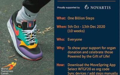 BILLION STEPS CHALLENGE