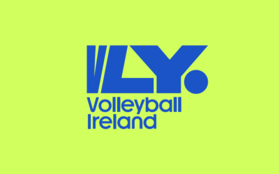 Volleyball Ireland Putting the Sport Front & Centre with new Brand launch