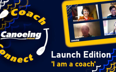 Canoeing Ireland launch Coach Connect