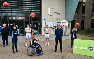 Basketball Ireland announces plans for up to 10 Centres of Excellence