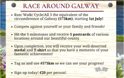 Race around Galway launched by Galway Sports Partnership