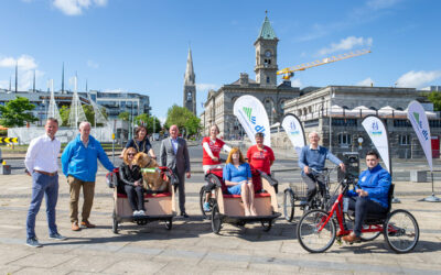 Inclusive Cycling for All in Dún Laoghaire-Rathdown
