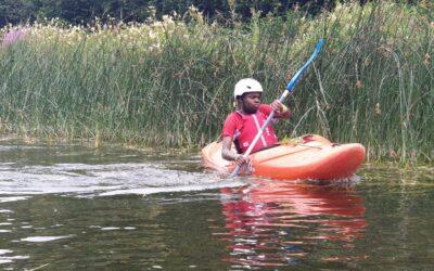Kayak Skills with Laois Sports Partnership